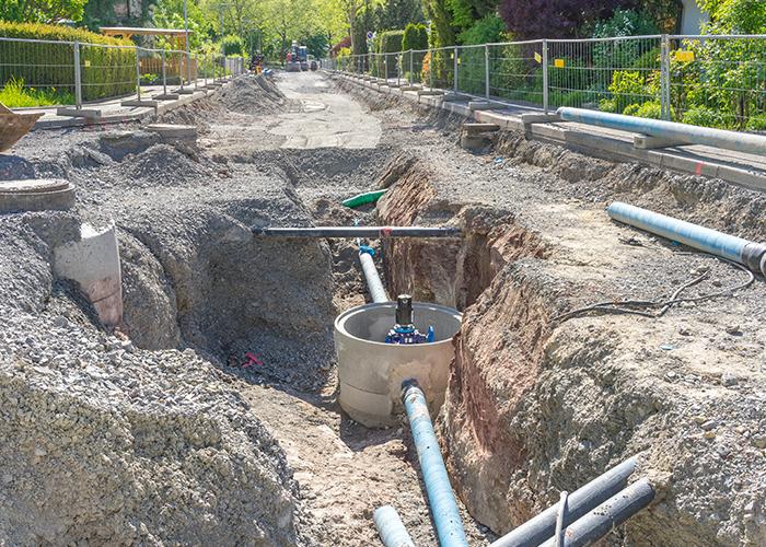 Installation d'eau à Frontignan et Sète