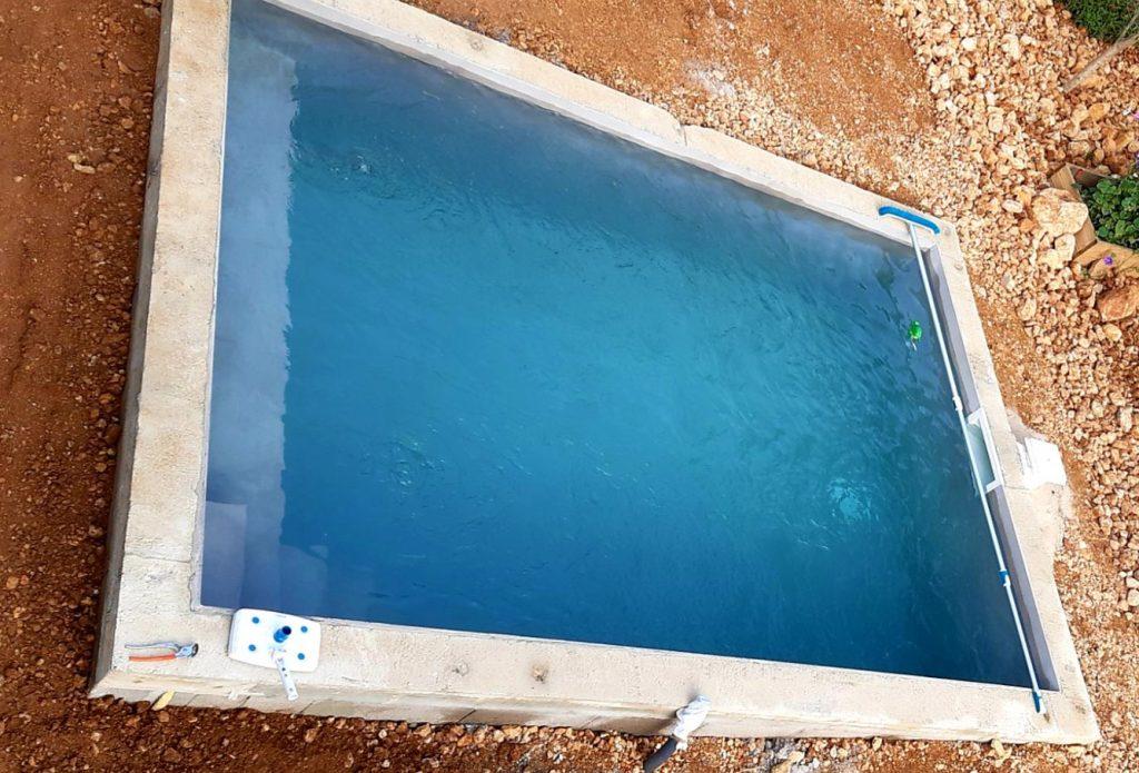 Terrassement piscine à Frontignan et Sète
